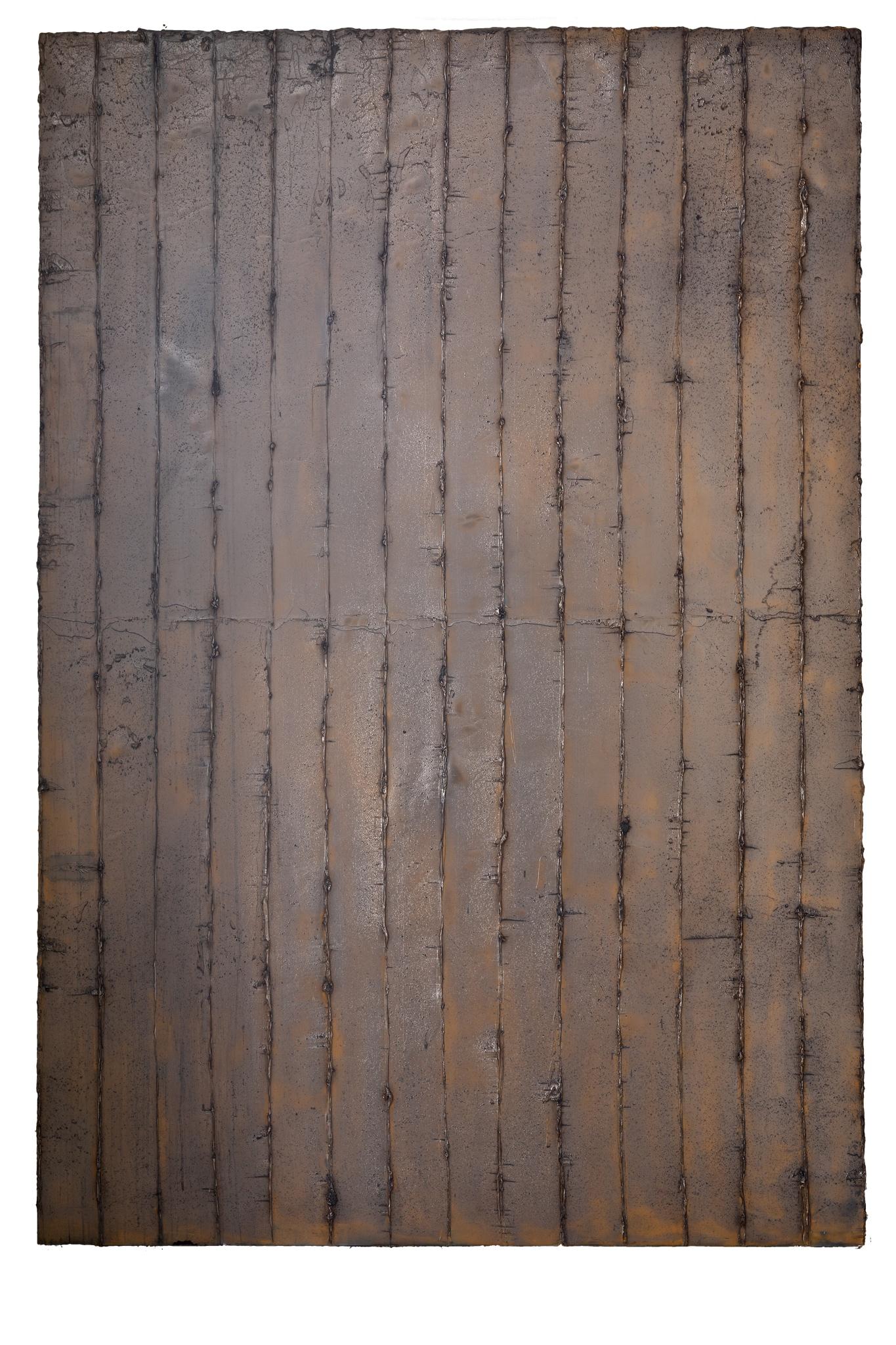Rolf Rose, 250 x 170 cm, Öl auf Leinwand