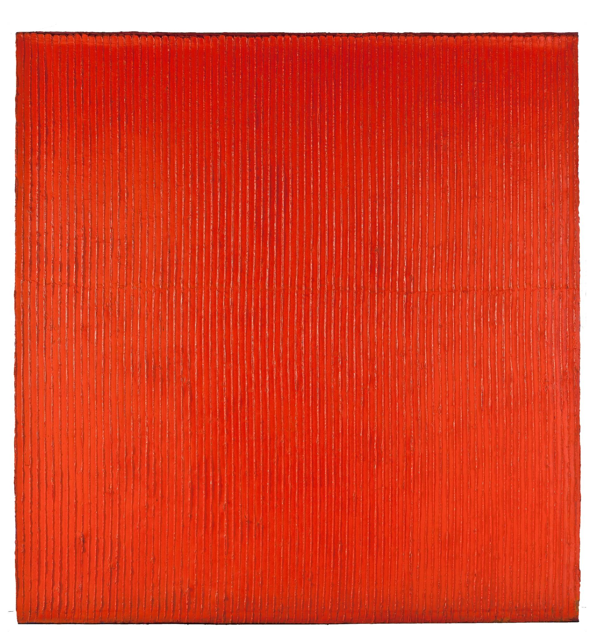 Rolf Rose, 210 x 200 cm, Öl auf Leinwand