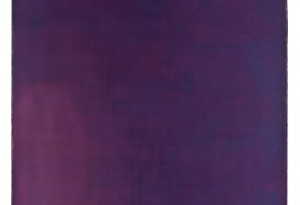 Rolf Rose, 173 x 153 cm, Öl und Pigment auf Sperrholz