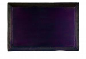 Rolf Rose, 87 x 127 cm, Öl und Pigment auf Sperrholz